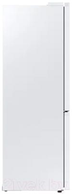Холодильник с морозильником Samsung RB34T670FWW/WT