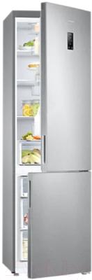 Холодильник с морозильником Samsung RB37A52N0SA/WT