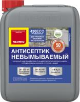 Антисептик для древесины Neomid 430 Eco невымываемый. Концентрат 1:9 (5кг) -