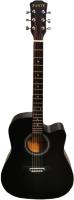 Акустическая гитара Fante FT-221-BK -