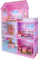Кукольный домик Ausini Домик для кукол / B742 -