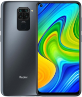 Смартфон Xiaomi Redmi Note 9 4GB/128GB / М2003J15SG (Onyx Black) -