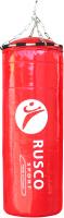 Боксерский мешок RuscoSport 25кг (красный) -