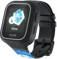 Умные часы детские Elari FixiTime / FT-L (черный) -