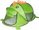 Детская игровая палатка Фея Порядка Динозаврик / CT-090 (зеленый) -