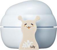 Крем для рук The Saem Snail Trio No.2 Lily c муцином улитки с ароматом лилии (40мл) -