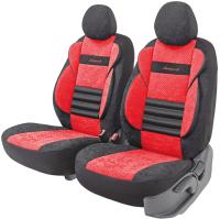 Чехол для сиденья Autoprofi Comfort Combo CMB-0405 BK/RD -