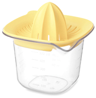 Соковыжималка Brabantia Tasty+ 122040 (ванильно-желтый) -