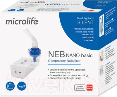Ингалятор Microlife NEB Nano Basic