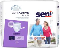 Трусы впитывающие для взрослых Seni Active Plus Large (10шт) -