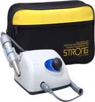 Аппарат для маникюра STRONG 210/107II без педали с сумкой 35000 об/мин -