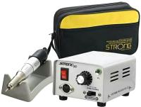 Аппарат для маникюра STRONG 90N/120 без педали с сумкой 30000 об/мин -