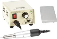 Аппарат для маникюра STRONG 90N/120 с педалью в коробке 30000 об/мин -
