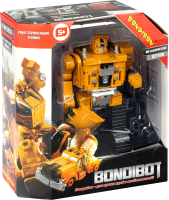 Робот-трансформер Bondibon Bondibot / ВВ4921 -