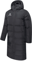 Куртка Kelme Padding Jacket / 3881406-000 (XS, черный) -