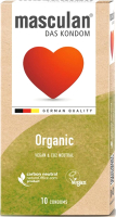 Презервативы Masculan Organic №10 -