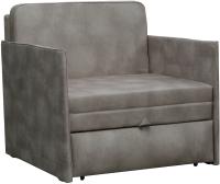 Кресло-кровать Комфорт-S Дариуш Мини (эрис латте) -