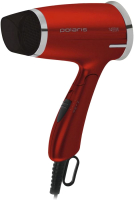 Компактный фен Polaris PHD1464T (красный) -