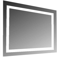 Зеркало Милания Престиж 60x90 -
