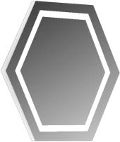 Зеркало Милания Шестигранник 60x70 -