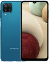 Смартфон Samsung Galaxy A12 64GB / SM-A125FZBV (синий) -