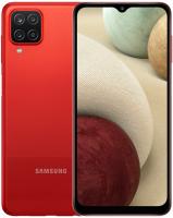 Смартфон Samsung Galaxy A12 32GB / SM-A125FZRU (красный) -
