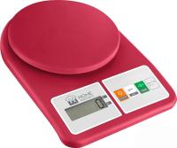 Кухонные весы Home Element HE-SC930 (яркий рубин) -