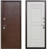 Входная дверь Гарда Троя Белый ясень (86х205, правая) -