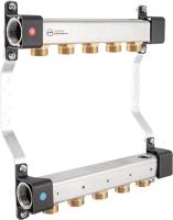 Коллекторная группа отопления KAN-therm InoxFlow серия RNN 5 отводов / 1316158003 -