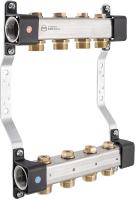 Коллекторная группа отопления KAN-therm InoxFlow серия RVV 4 отвода / 1316161002 -