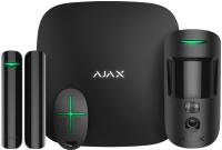 Комплект Умный Дом Ajax StarterKit Cam / 16582.42.BL1 (черный) -
