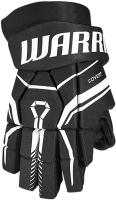 Перчатки хоккейные Warrior QRE40 / Q40GS0-BKV-13 (черный) -
