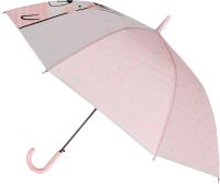 Зонт-трость Михи Михи Зайчик Hogs / MM10418 (розовый) -