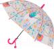 Зонт-трость Михи Михи Альпака с 3D эффектом / MM07463 (розовый) -
