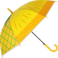 Зонт-трость Михи Михи Ананас с 3D эффектом / MM10403 (желтый) -