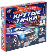 Адвент-календарь Woow Toys Крутые тачки / 4324411 -