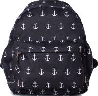Детский рюкзак Galanteya 38116 / 0с138к45 (черный) -