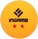 Мячи для настольного тенниса Ingame IG020 (6шт) -