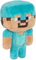 Мягкая игрушка Minecraft Happy Explorer Diamond Steve Plush / TM10115 -