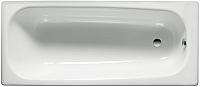 Ванна стальная Roca Contesa 120x70 / A212106001 (с ножками) -