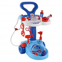 Набор доктора детский Полесье Доктор / 36582 (в коробке) -