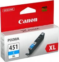 Картридж Canon CLI-451XLC -