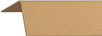 Уголок отделочный Rico Moulding 119 Бежевый с тиснением (30x30x2700) -