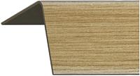 Уголок отделочный Rico Moulding 120 Дуб Рустикальный с тиснением (30x30x2700) -