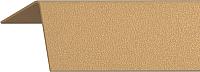 Уголок отделочный Rico Moulding 119 Бежевый с тиснением (40x40x2700) -