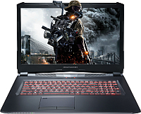 Игровой ноутбук Dream Machines GS1070-17BY31 -