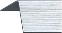 Уголок отделочный Rico Moulding 112 Ясень Серый с тиснением (40x40x2700) -