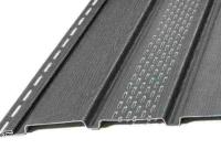 Софит для крыши Vox SV-07 с перфорацией (графитовый) -