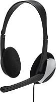 Наушники-гарнитура Hama Essential HS 200 / 139900 -