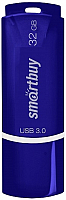Usb flash накопитель SmartBuy Crown Blue 32Gb (SB32GBCRW-Bl) -